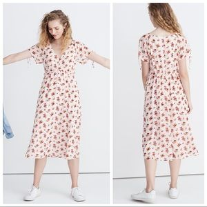 NWT Madewell Floral Dress Countryside Blooms Sz 8